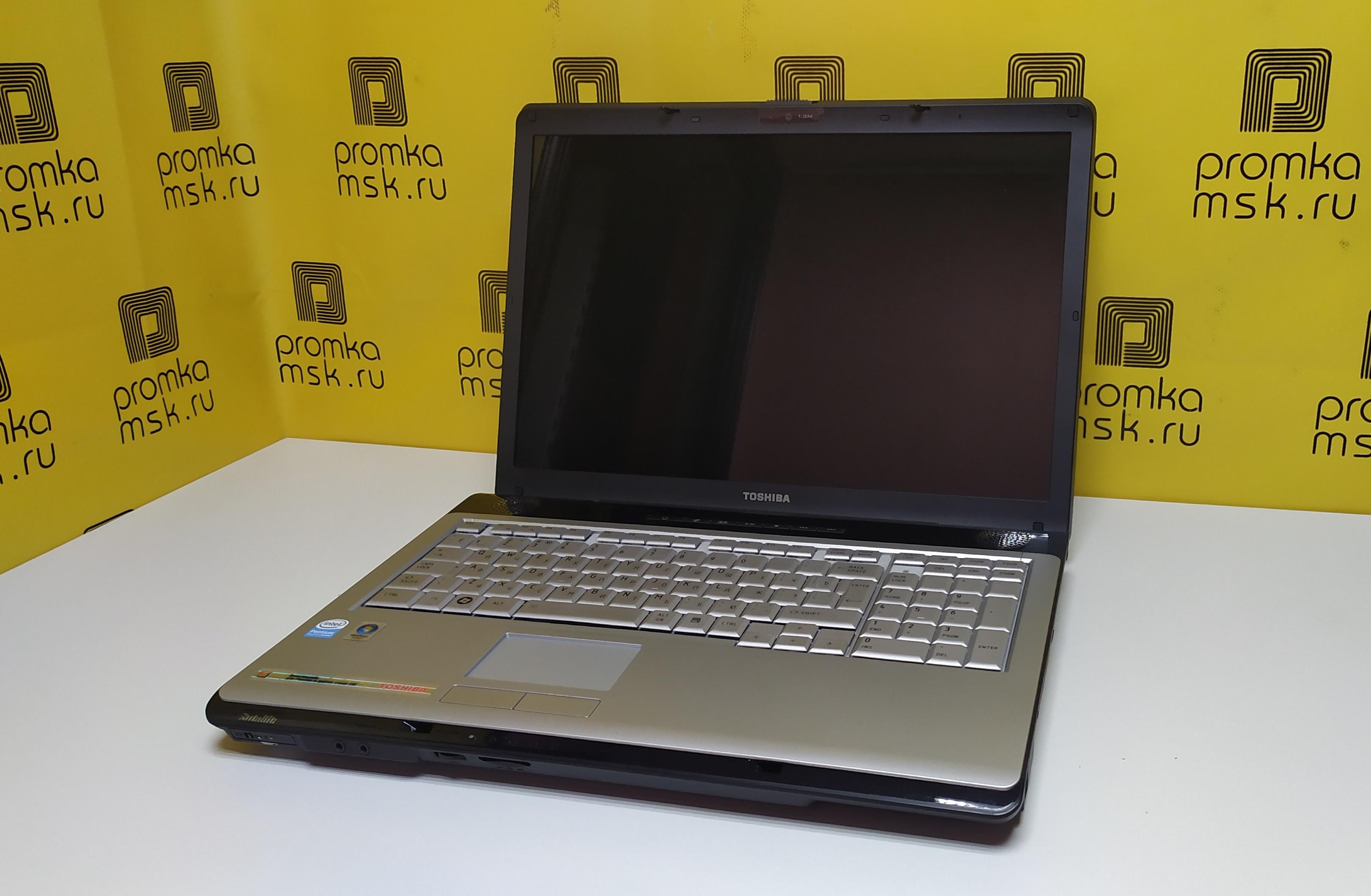 Ноутбук Toshiba satellite U300-111